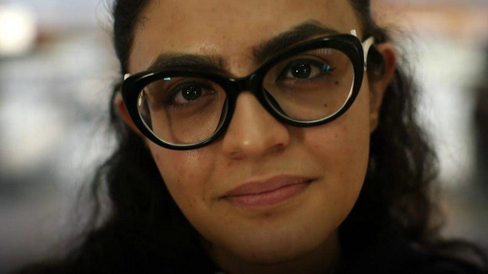 Muslim students on Trump ban: 'I don't belong here'