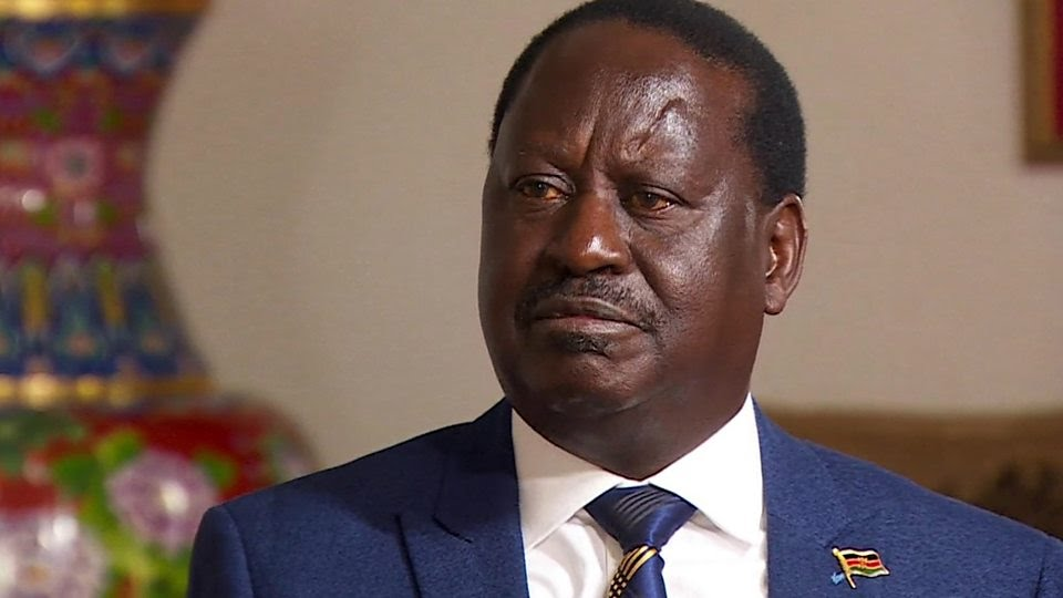 WATCH: Kenya's Odinga calls for new elections