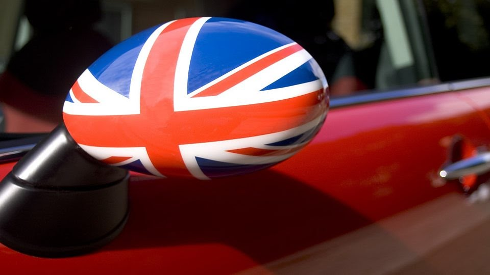 How British is a Mini?