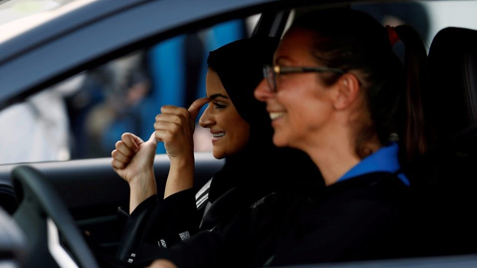 Five things Saudi women still can't do