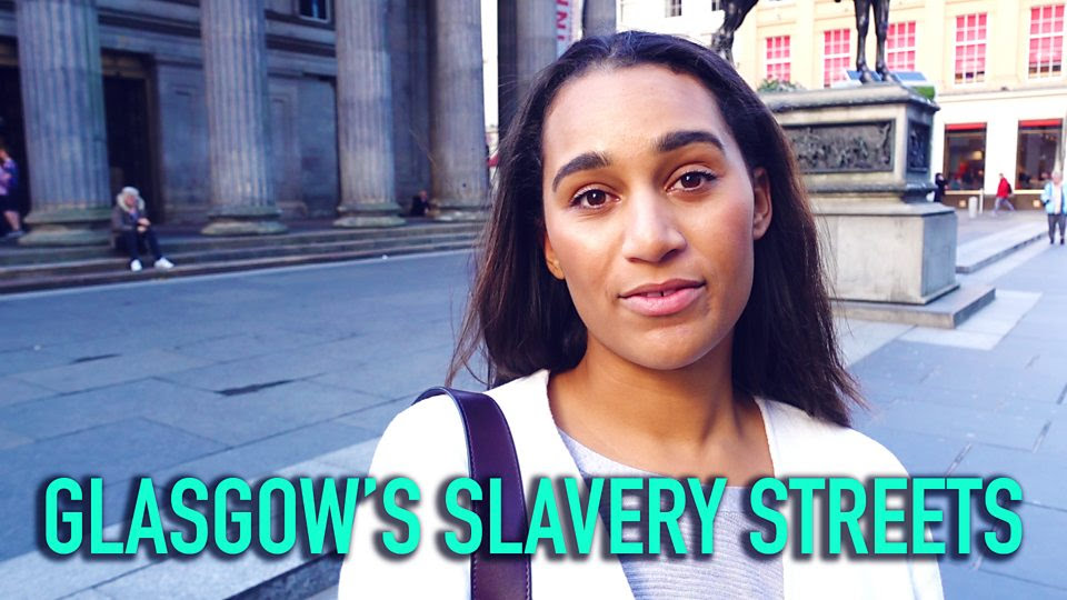 Many streets in Glasgow city centre are named after slave-owning plantation owners.