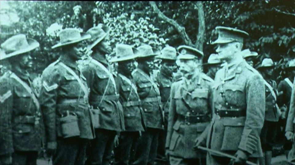 David Matthews tells the story of his great-uncle who fought in World War One.