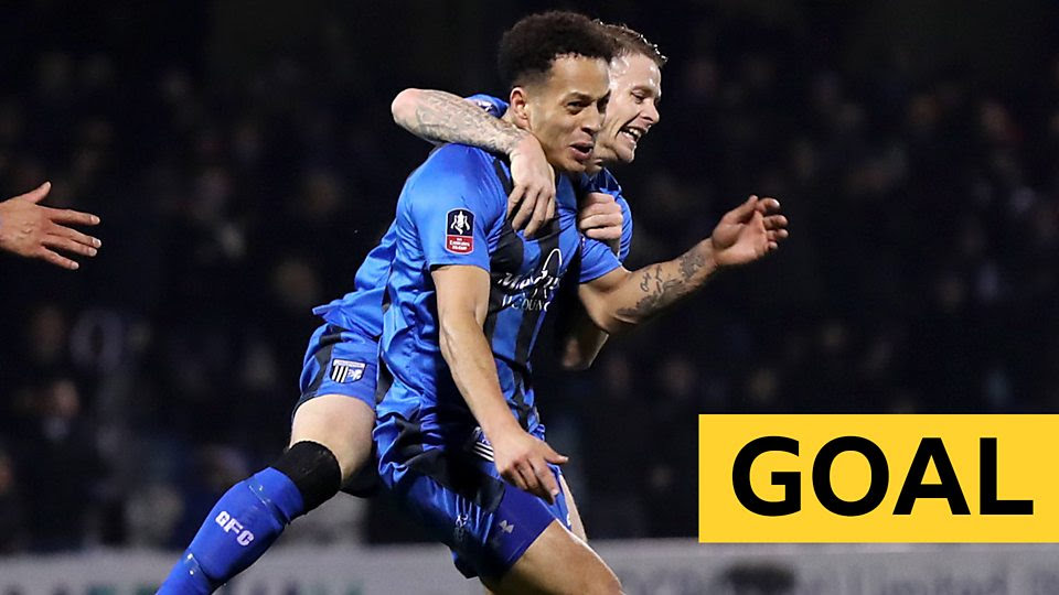Elliott List scores to help League One side Gillingham eliminate Cardiff from the FA Cup
