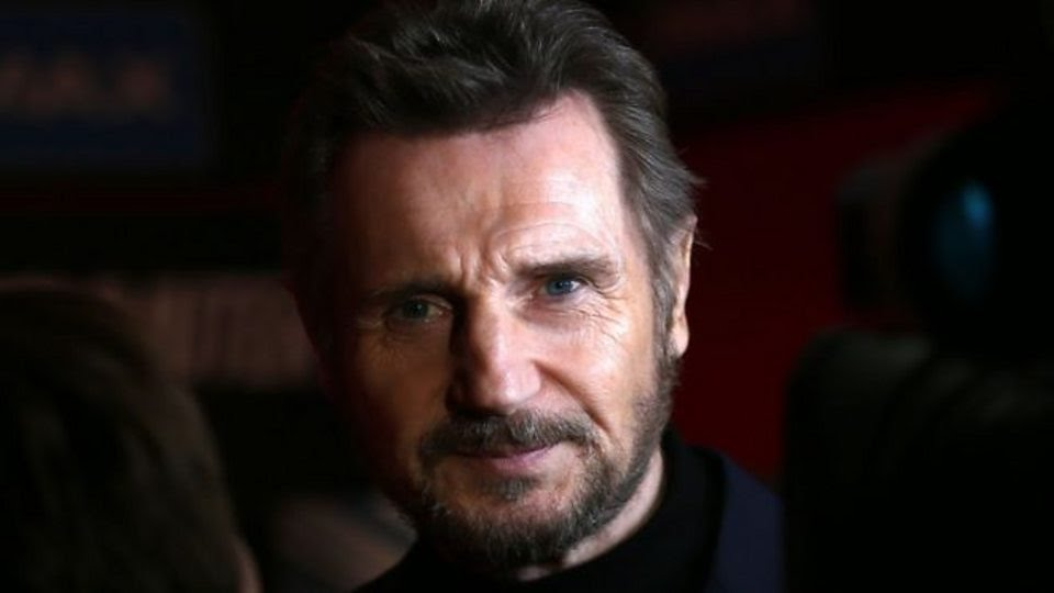 Listen to Liam Neeson's comments that sparked the outrage