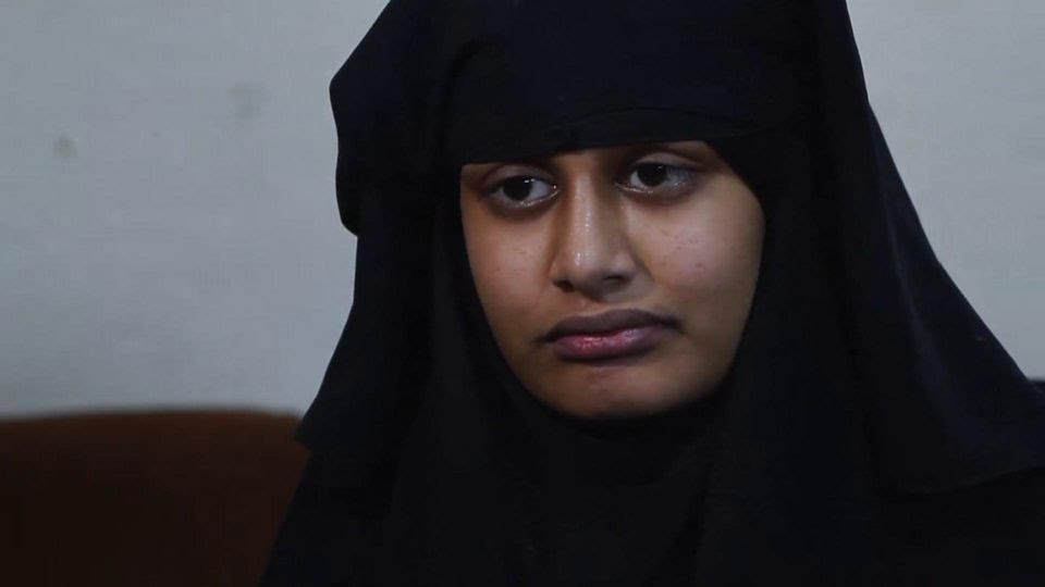 Shamima Begum: 'I got tricked and I was hoping someone would have sympathy with me'
