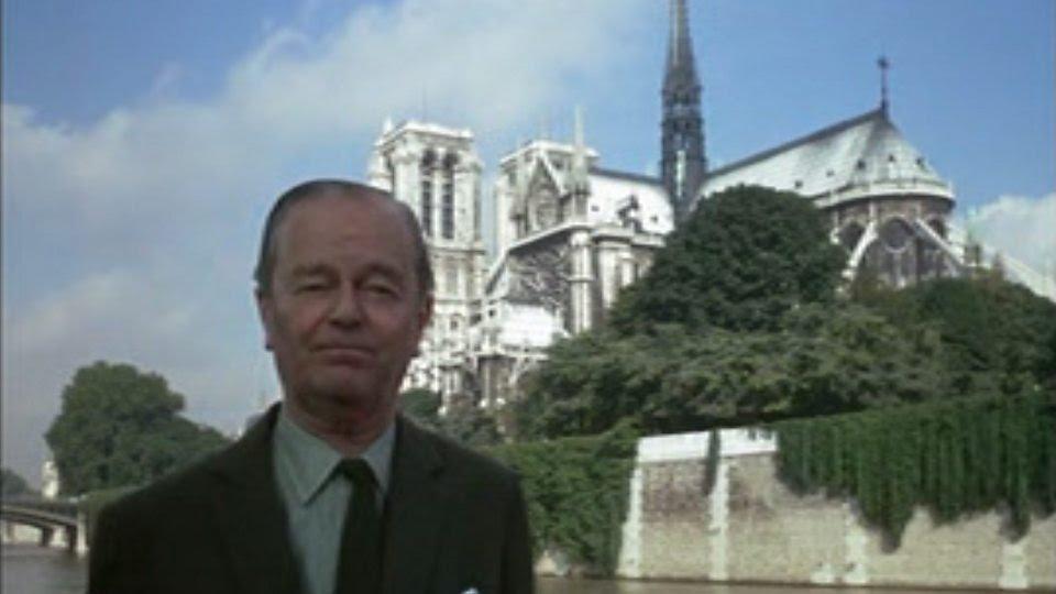 Kenneth Clark on Notre-Dame: 'I recognise civilisation when I see it'