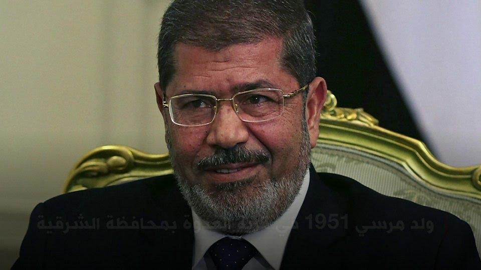 محمد مرسي: وفاة أول رئيس مصري منتخب في قفص الاتهام