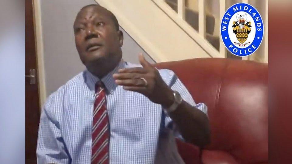 Rapist pastor Michael Oluronbi said he 'wasn't meant to be human'