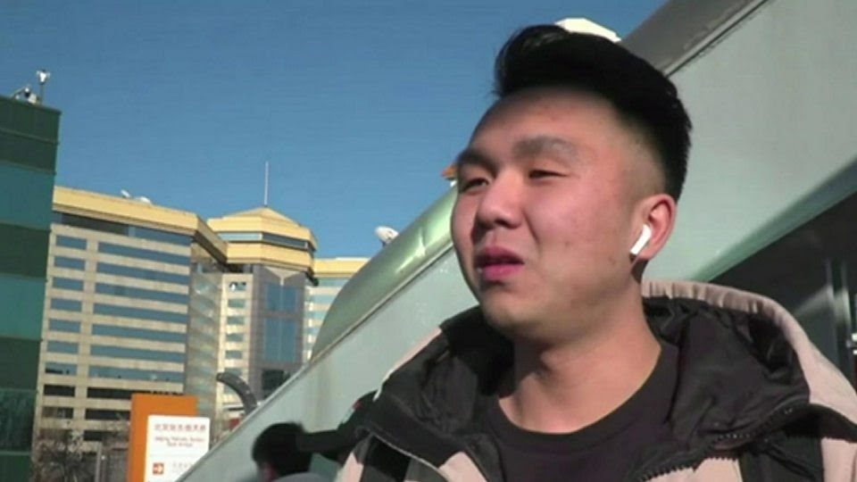 The BBC spoke to people in Beijing who seemed largely unconcerned about the virus