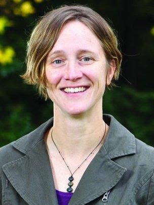 Kate Starbird, profesora de la Universidad de Washington