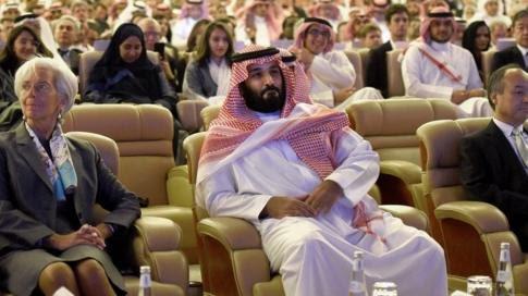Arab Saudi, Mohammed bin Salman, Riyadh