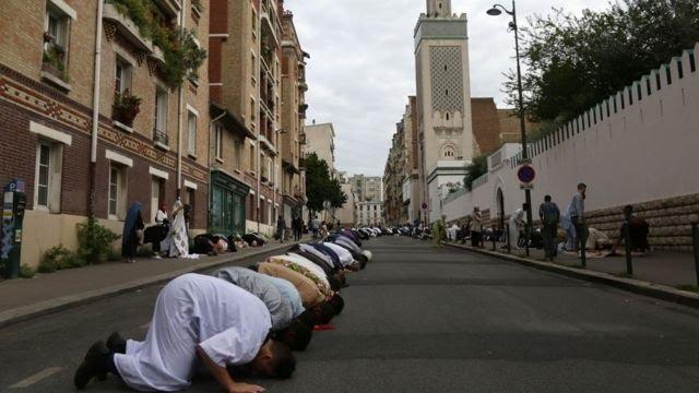 ইউরোপে মুসলিমদের সংখ্যা বাড়ছে