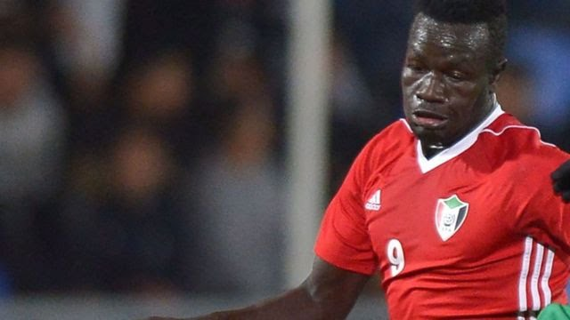 Saifeldin Maki scored Sudan's first
