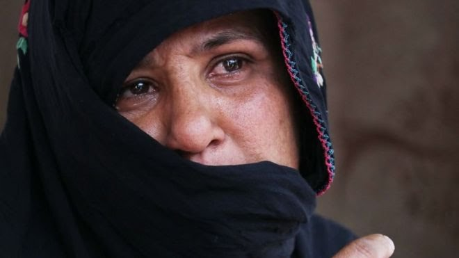 Afghan women continue to suffer from the civil unrest