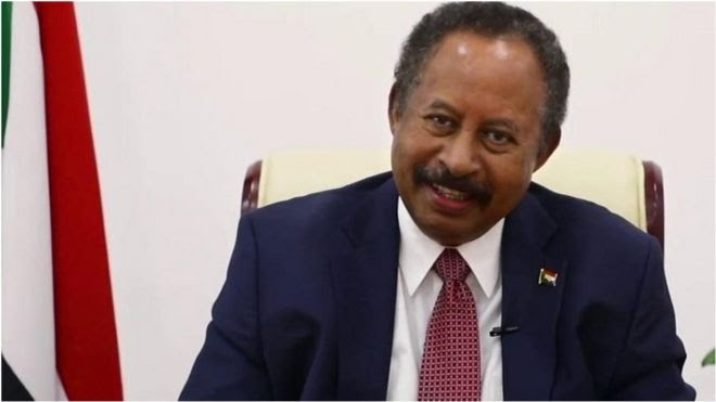 Dr. Abdullah Hamdock, Prime Minister of the Transitional Federal Government of Sudan