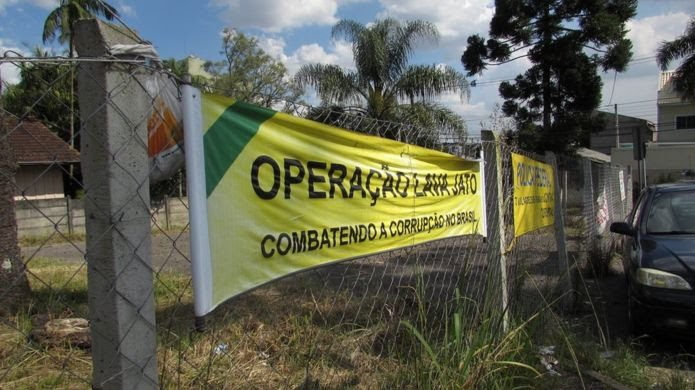 Operation Car Wash sign
