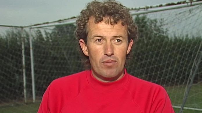 Barry Bennell in 1991