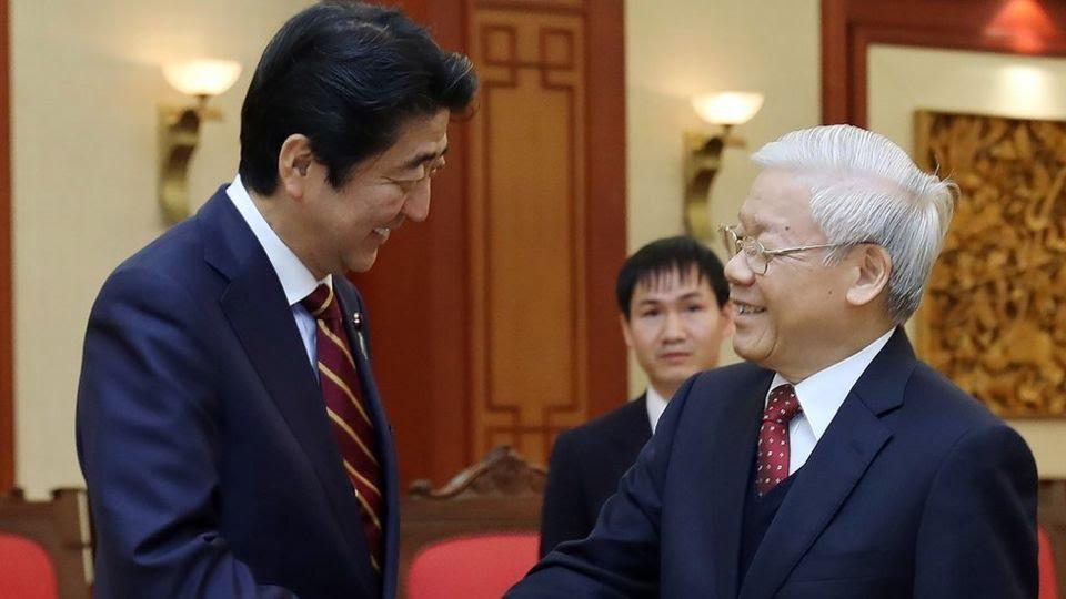 Ông Nguyễn Phú Trọng tỏ ra nổi bật trong hoạt động đối ngoại