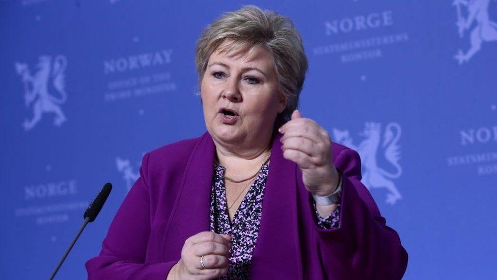 Erna Solberg,
