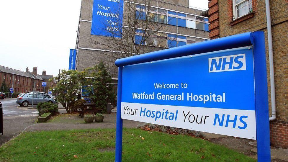 Watford General Hospital