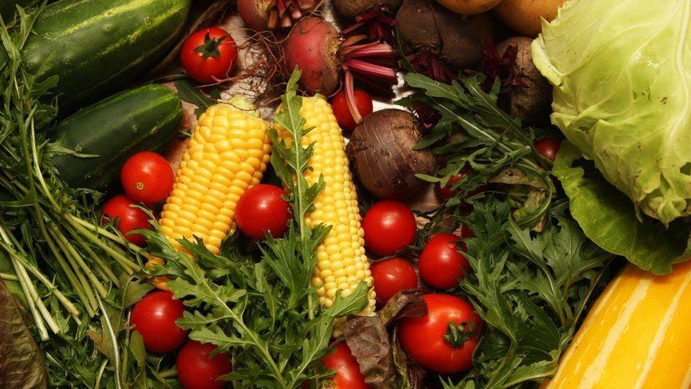 Farklı sebzeler