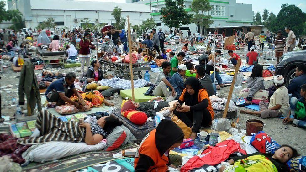 gempa tsunami Palu