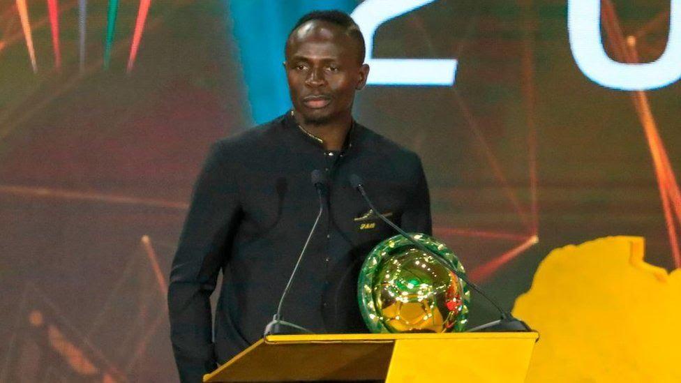 Sadio Mané, Ballon d'Or 2019 de la CAF