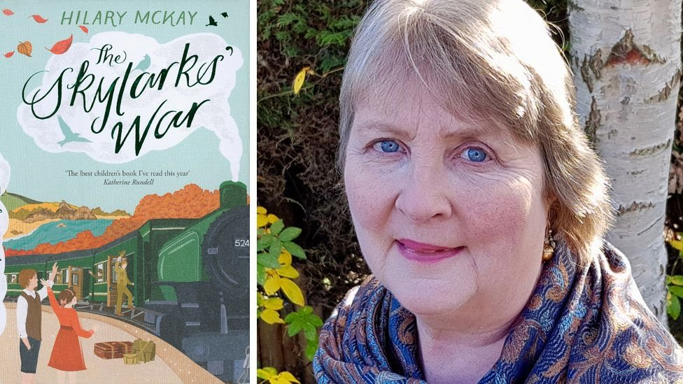 Hilary McKay and The Skylarks' War