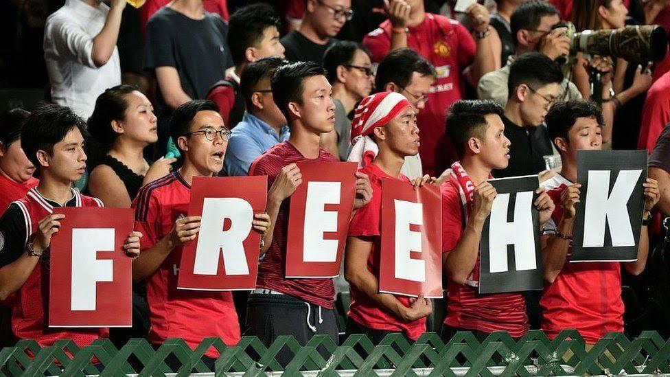 فوتبال ایران و هنگ کنگ