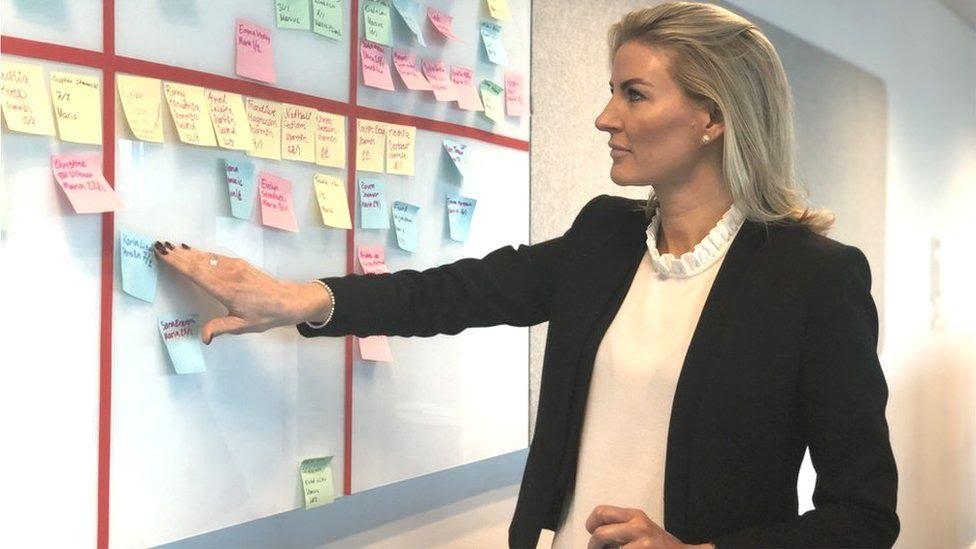 Elin Öberg Mårtenzon, chief innovation officer at recruiter TNG