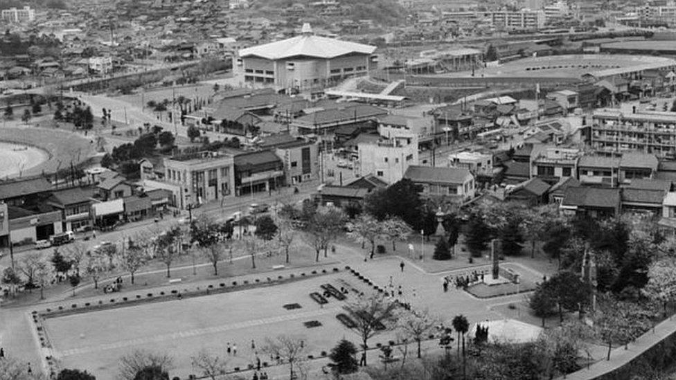नागासाकी, जापान, एटम बम, द्वितीय विश्व युद्ध