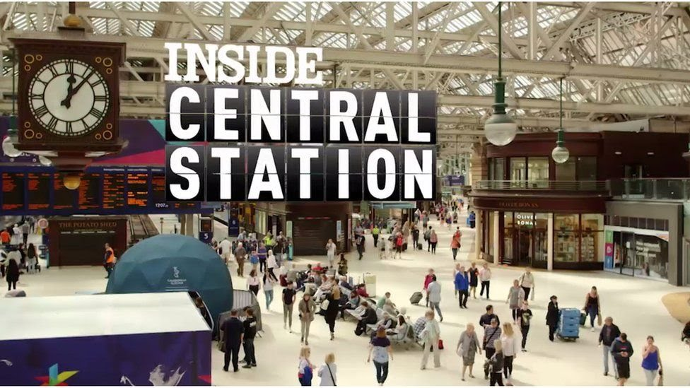 Also in the channel's documentary offering is Inside Central Station