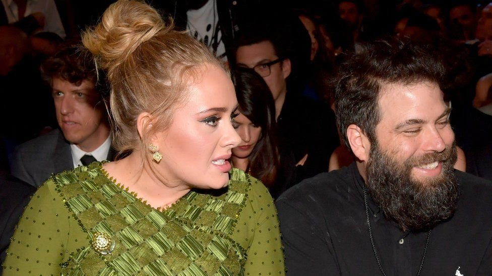 Adele and Simon Konecki got married in May 2018