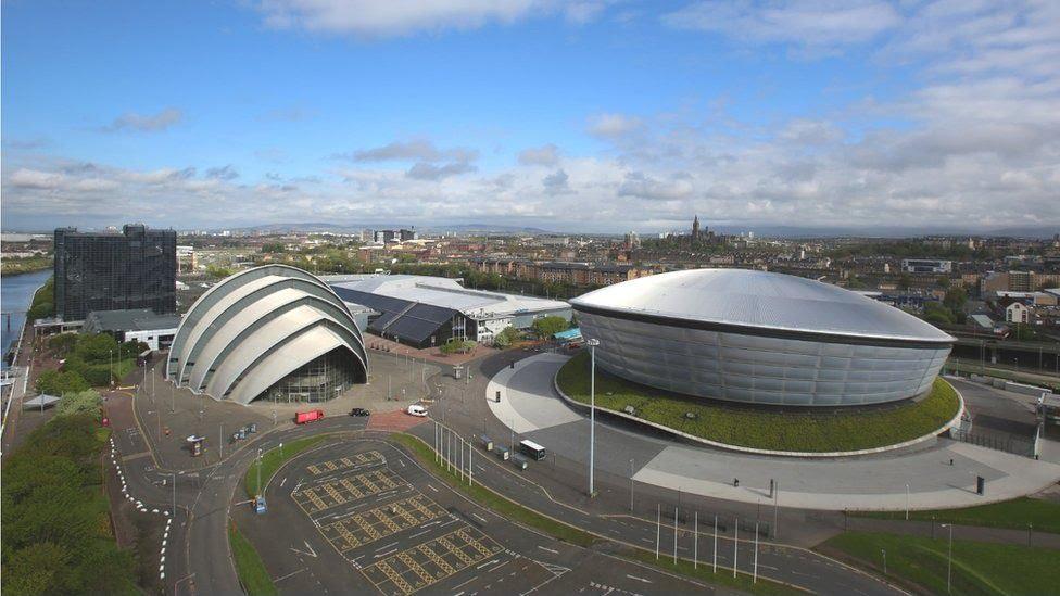 Campus de eventos escocés