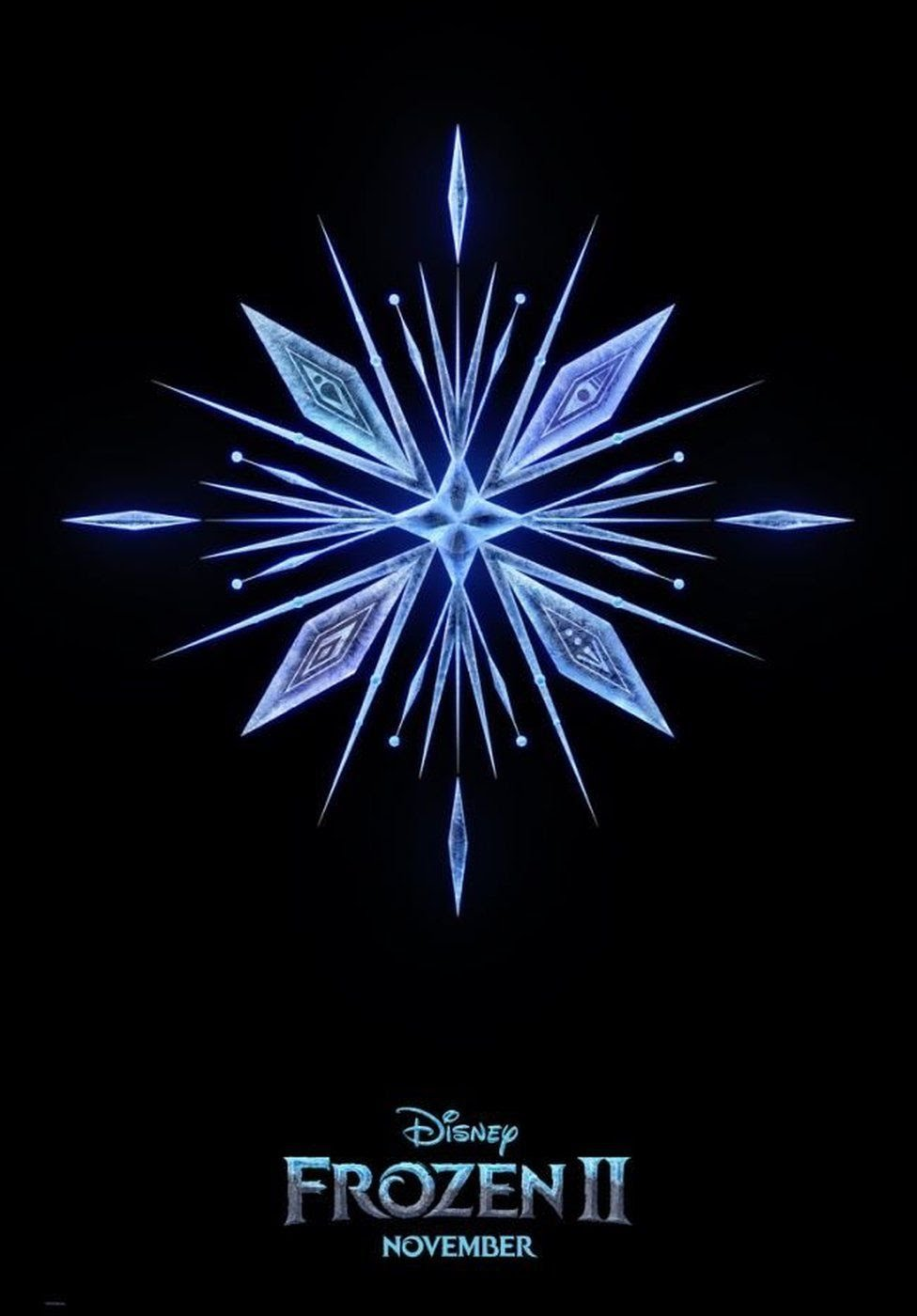 The Frozen 2 poster