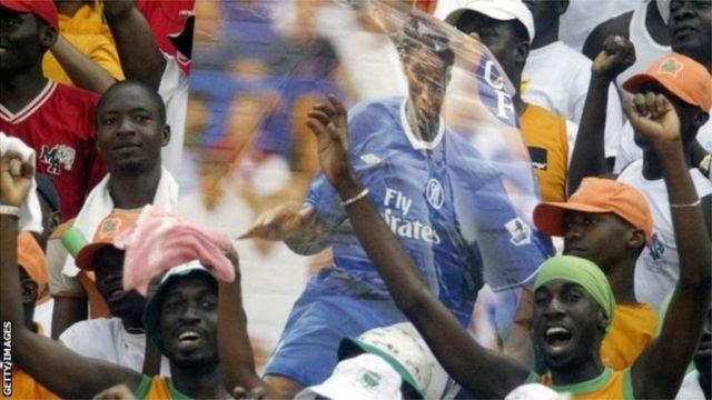 """Drogba était le leader de la """"génération dorée"""" de Côte d'Ivoire"""