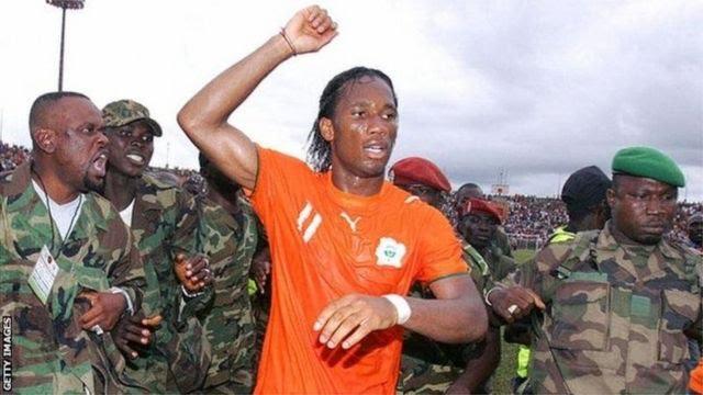 Dans une finale de conte de fées, c'est Drogba qui a marqué le dernier but de la victoire 5-0