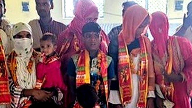 शामली, मुस्लिम से हिंदू